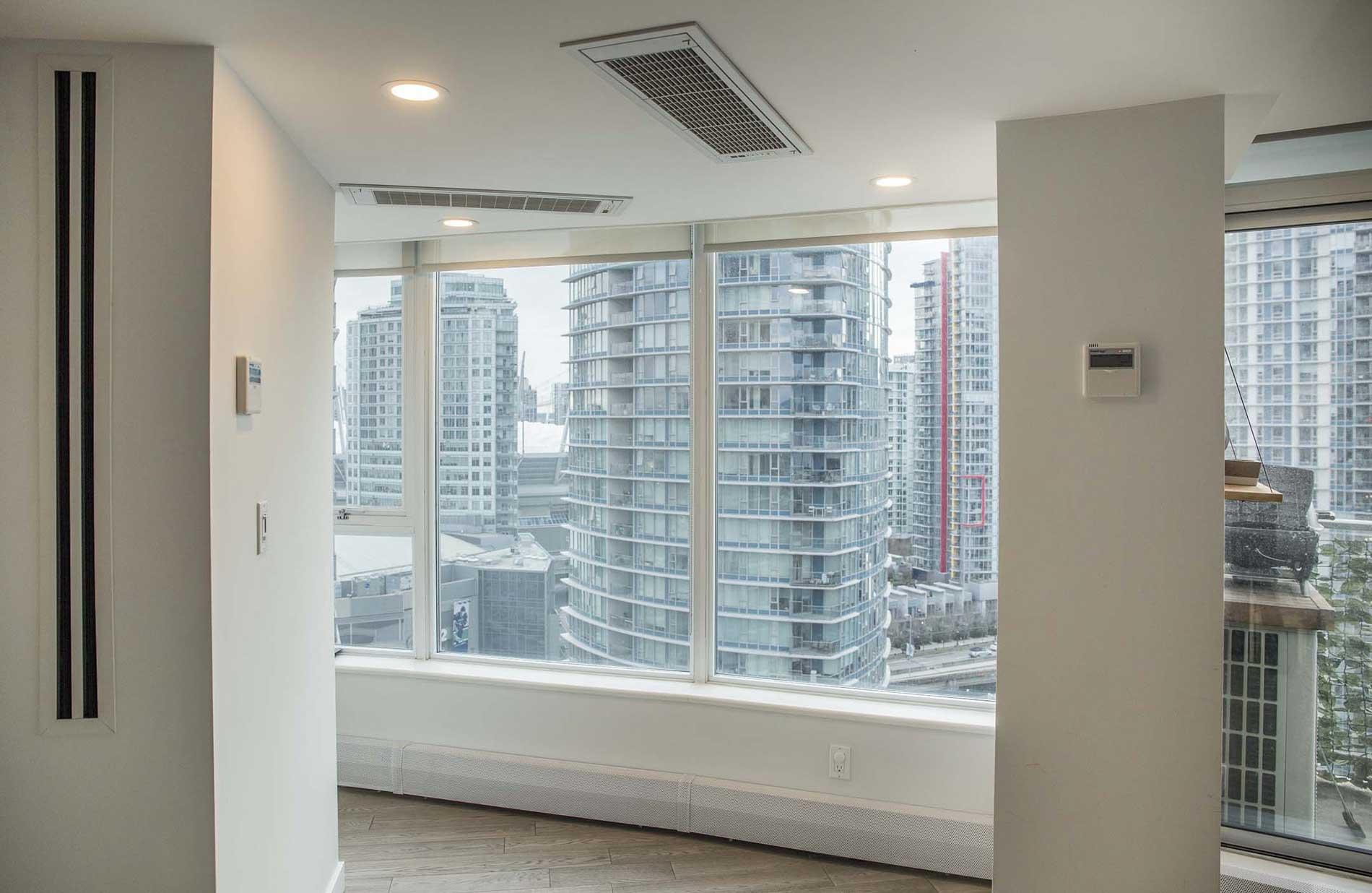 Ceiling mounted Evaporators