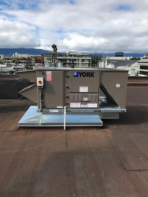 Package Rooftop Unit Maintenance