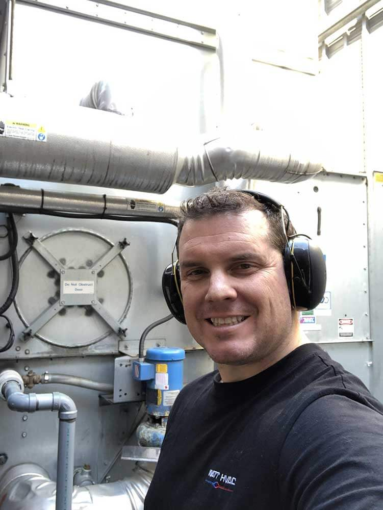 Water Cooling Tower Maintenance