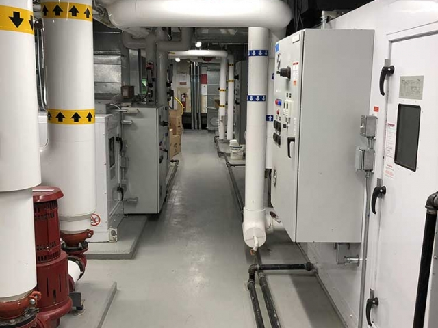 Mechanical Room Maintenance