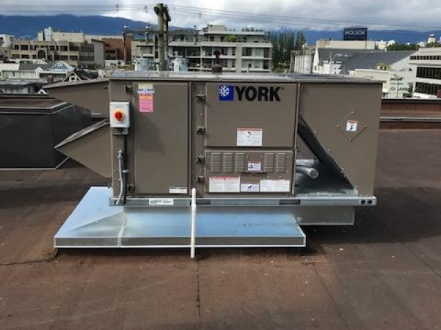 Package Rooftop Unit