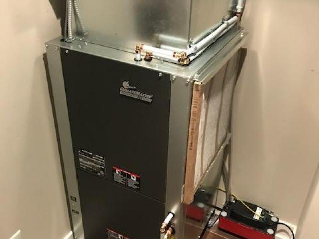Building Water Loop Heat Pump